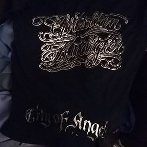 Brand New Christian Audigier XL shirt
